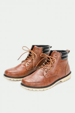 Laceup Boot