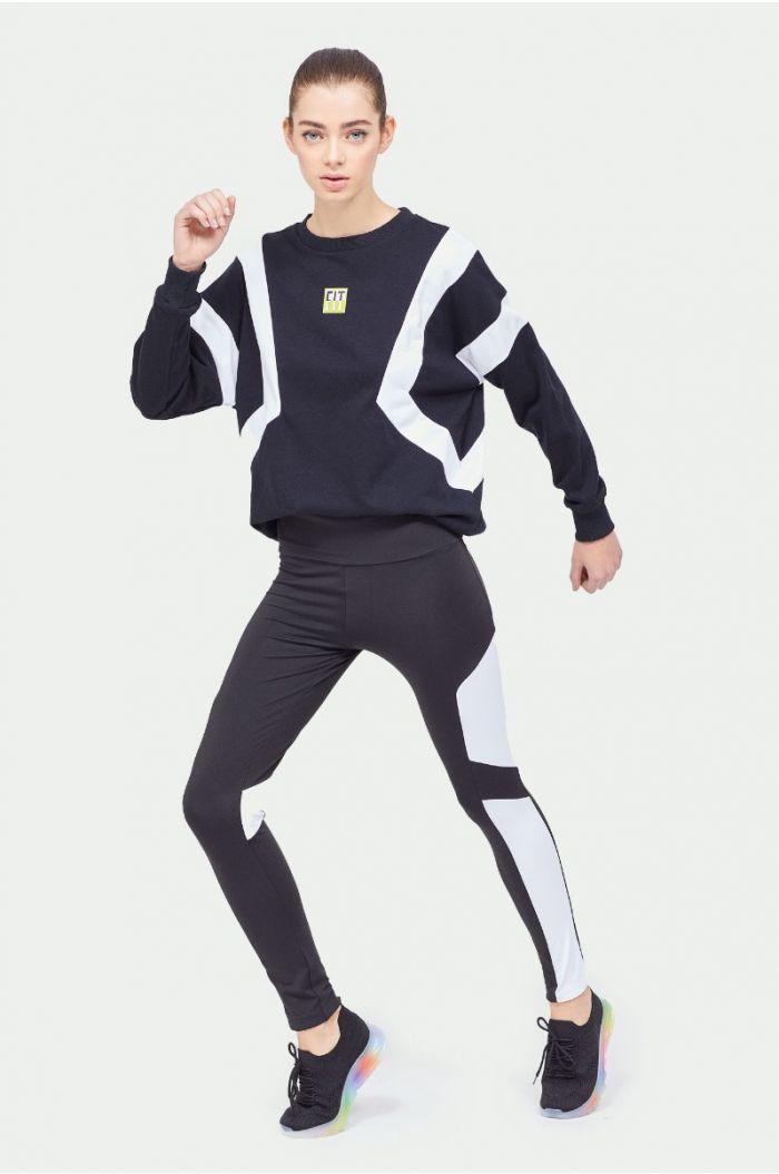 Active wear legging