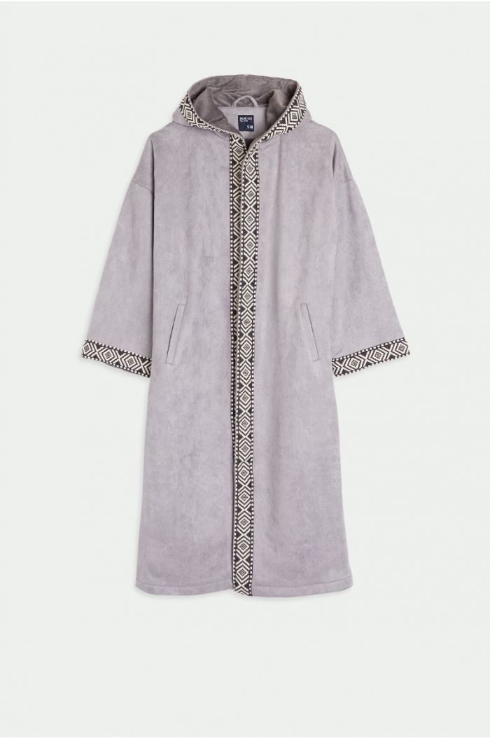 Winter FARWA with embroidery