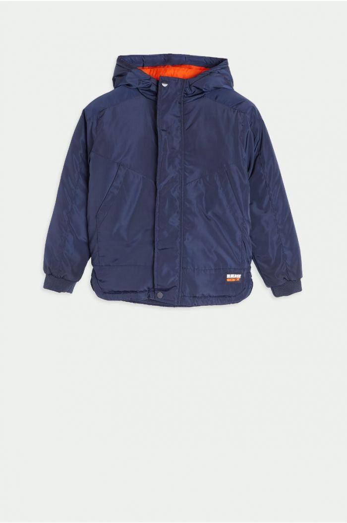 Plain coat