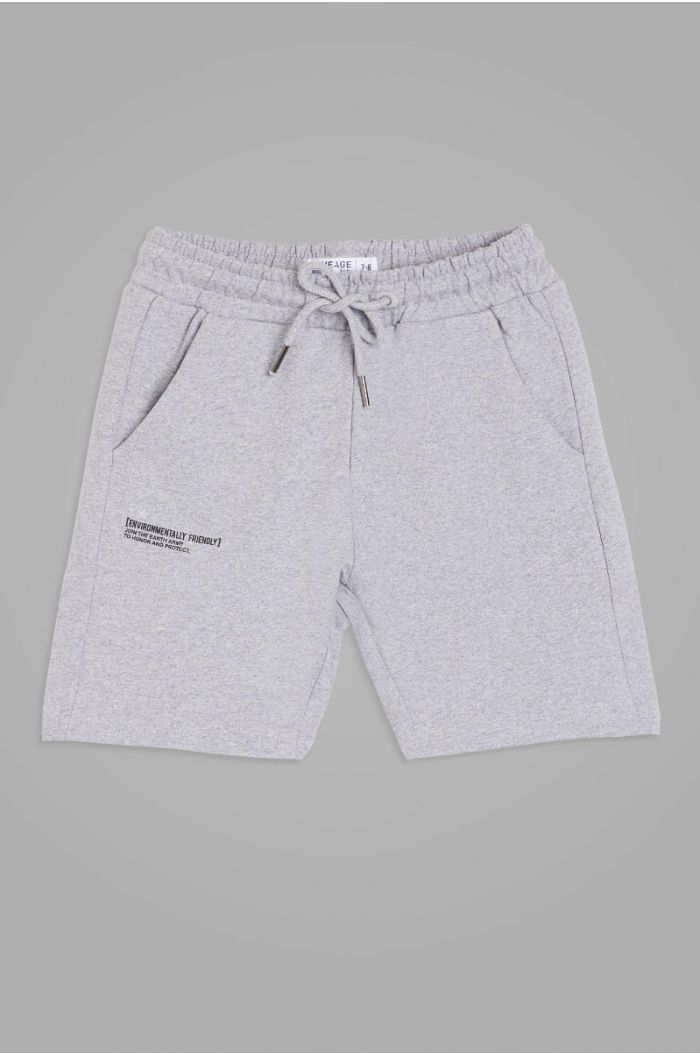 Shorts with wording print