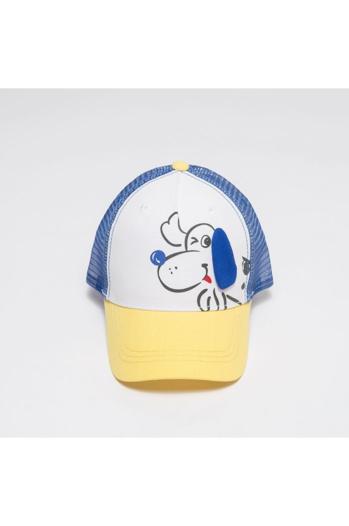 قبعة كاب بطبعة