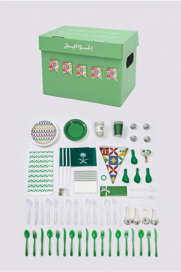 National Day celebration box (6 Persons)